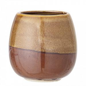 Ceasca maro din ceramica 100 ml Thea Bloomingville