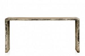 Consola din lemn 170x40 Elm Versmissen