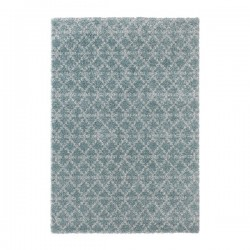Covor albastru 160 x 230cm Grace Dotty Mint Rugs