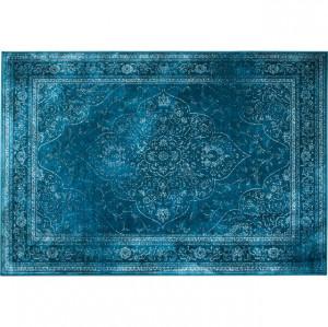 Covor albastru 170x240 cm Rugged Dutchbone