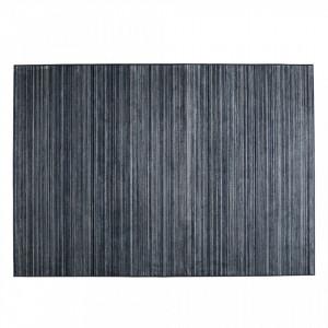 Covor albastru din textil 200x300 cm Keklapis Blue Dutchbone