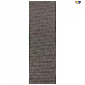 Covor gri din polipropilena pentru exterior Nature Grey BT Carpet (diverse dimensiuni)