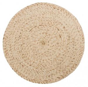 Covor maro din lana 200 cm Takashi La Forma