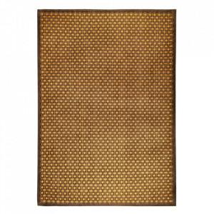 Covor multicolor din bumbac si poliester Nuovo Oro Louis de Poortere (diverse dimensiuni)