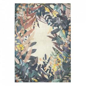 Covor multicolor din poliester Estival Fresco Louis de Poortere (diverse dimensiuni)