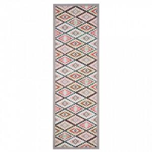 Covor multicolor pentru bucatarie 45x140 cm Navajo Zala Living