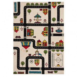 Covor multicolor pentru copii 120x170 cm Big City Zala Living