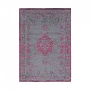 Covor roz din bumbac Fading World Pink Flash Louis de Poortere (diverse dimensiuni)