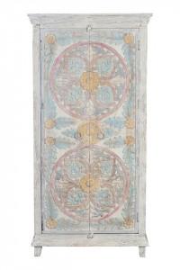 Dulap multicolor din lemn de mango 180 cm Mith Giner y Colomer