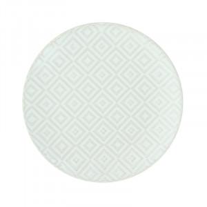 Farfurie pentru desert din ceramica 20 cm Ivy Square LifeStyle Home Collection