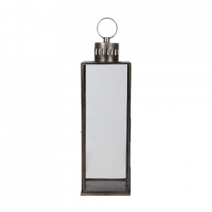 Felinar din fier si sticla 72 cm Adia LifeStyle Home Collection