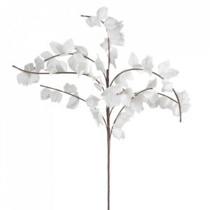 Floare artificiala din polietilena si fier 100 cm Luanda Ixia