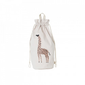 Geanta din bumbac Safari Giraffe Ferm Living