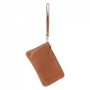 Geanta maro din piele de bivol Clutch Raw Materials