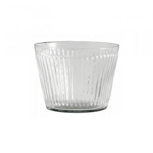 Ghiveci transparent din sticla 15 cm Morgan Nordal