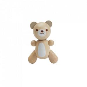 Jucarie maro din lemn Little Bear Plan Toys