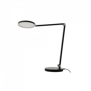 Lampa birou neagra din metal cu LED 41 cm Desk Frandsen Lighting