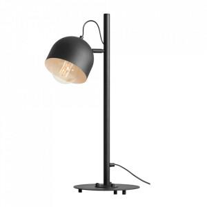 Lampa birou neagra din otel 62 cm Beryl Aldex