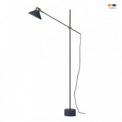 Lampadar albastru din metal 140 cm MR Frandsen Lighting