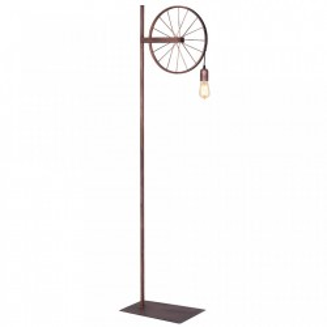 Lampadar aramiu din metal 165 cm Min Aldex
