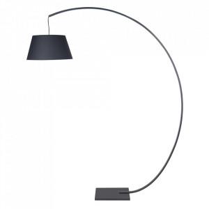 Lampadar negru din aluminiu si fier 212 cm Celia Maxlight