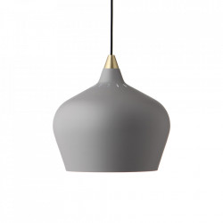 Lustra gri din metal Cohen Large Frandsen Lighting