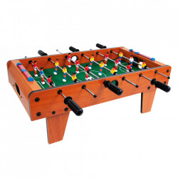 Masa de foosball multicolora 55x70 cm Soccer Nature Small Foot