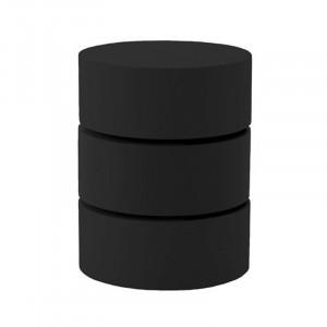 Masuta neagra din MDF pentru cafea 40 cm Pop Actona Company