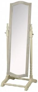 Oglinda de podea din lemn de plop si MDF 50x159 cm Pesaro Livin Hill
