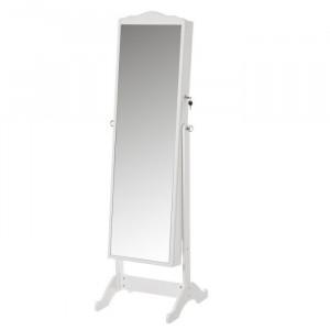 Oglinda de podea din MDF cu spatiu pentru depozitare 47x150 cm Zlatan Unimasa