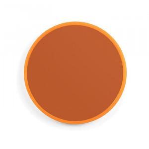 Oglinda rotunda portocalie You're So Ugly L Bold Monkey