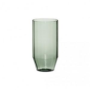 Pahar verde din sticla 7x14 cm Di Hubsch