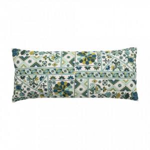 Perna decorativa multicolora din bumbac 35,5x81 cm Trapa Creative Collection