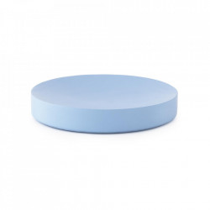 Platou albastru din lemn de mesteacan 18 cm Moon Normann Copenhagen