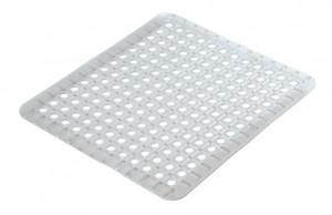 Protectie transparenta din PVC pentru chiuveta 26,5x31 cm Opal Sink Wenko