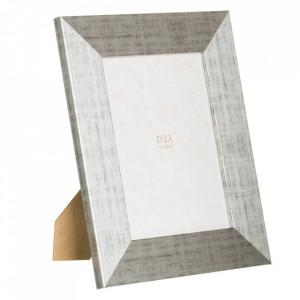 Rama foto argintie din MDF 20x25 cm Koto Ixia
