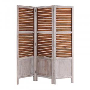 Separator camera maro din lemn 170 cm Norwich Vical Home