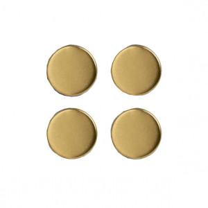 Set 4 magneti aurii Rey Zeller