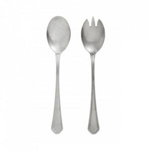 Set lingura si furculita din inox pentru salata Viva Nordal
