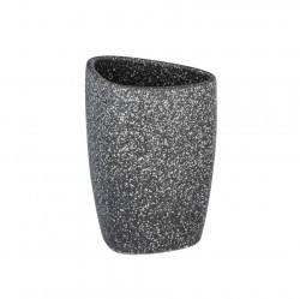 Suport gri din ceramica pentru periuta dinti 7,6x10,9 cm Pion Wenko