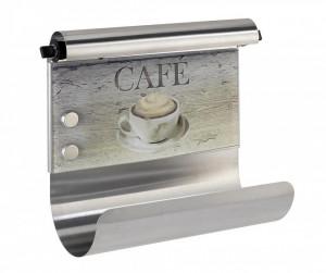 Suport magnetic pentru rola servetele Café Wenko