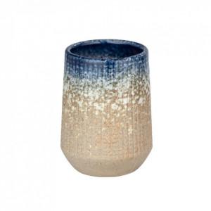 Suport multicolor din ceramica pentru periuta dinti 7,5x10,5 cm Palace Wenko