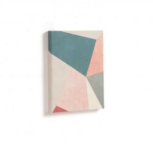 Tablou multicolor din lemn 28x35 cm Kyrene La Forma