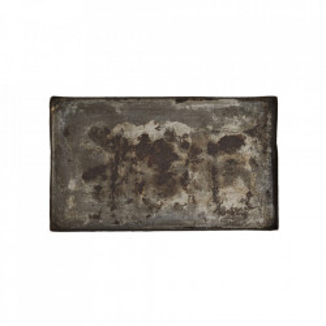Tava dreptunghiulara din fier antichizat 26x40 cm Davis Madam Stoltz