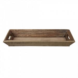 Tava maro din lemn  20x54 cm Briha Bloomingville