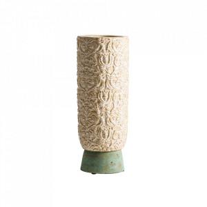 Vaza crem din ceramica 40 cm Eleni Vical Home