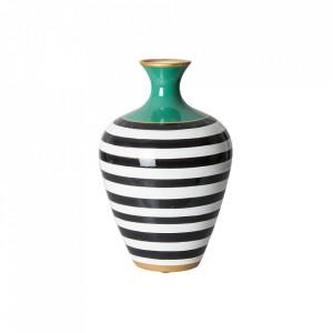 Vaza multicolora din ceramica 32 cm Sasha Vical Home