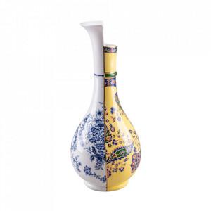 Vaza multicolora din portelan 37 cm Hybrid Chunar Seletti