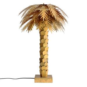 Veioza din alama 68 cm Palm HK Living