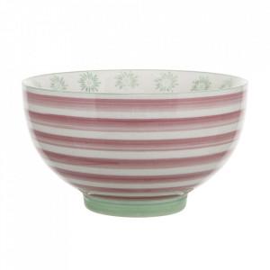 Bol multicolor din ceramica 600 ml Patrizia Bloomingville